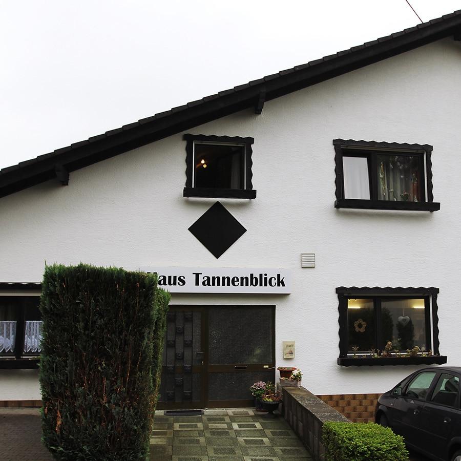 WG - Tannenblick